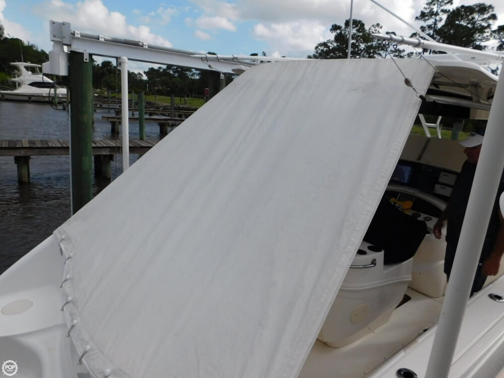 2008 Boston Whaler 320 Outrage Cuddy - image 4