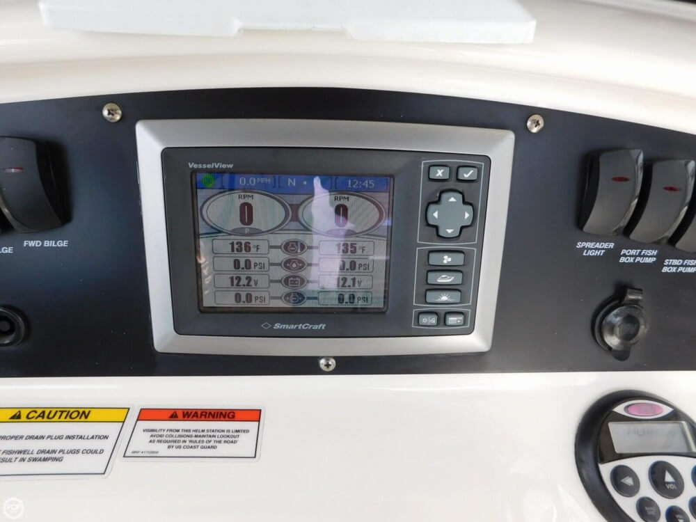 2008 Boston Whaler 320 Outrage Cuddy - image 15