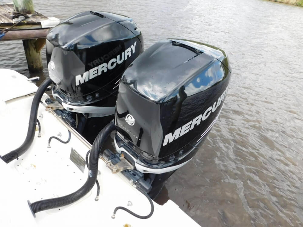 2008 Boston Whaler 320 Outrage Cuddy - image 22