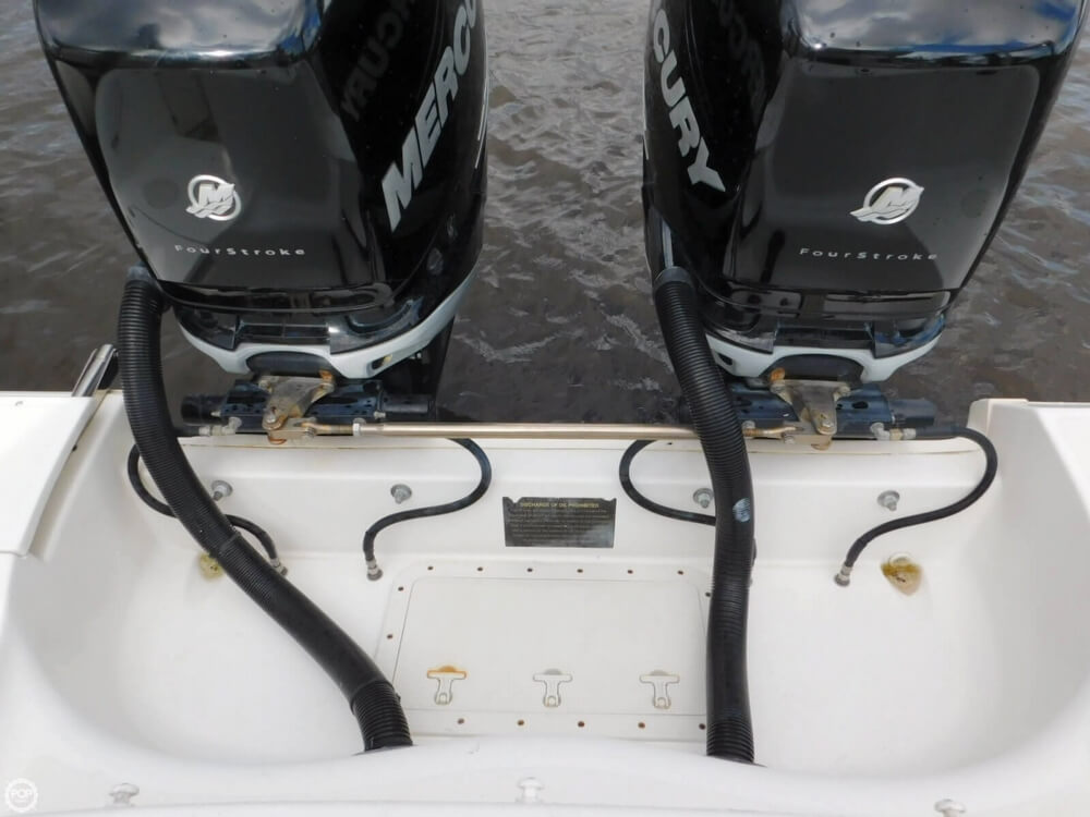 2008 Boston Whaler 320 Outrage Cuddy - image 23