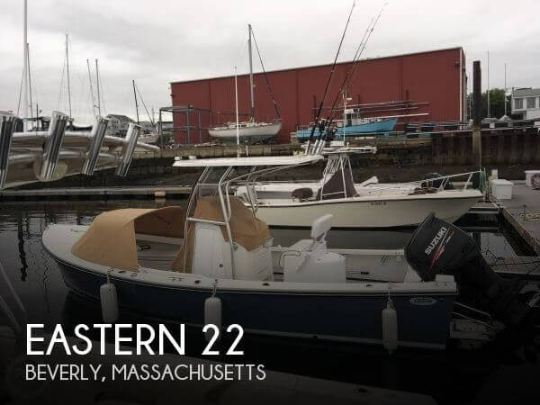 Used Eastern Boats For Sale by owner | 2017 Eastern 22