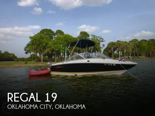 Used Regal 19 Boats For Sale by owner | 2007 Regal 19