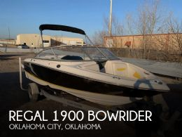 2007 Regal 1900 Bowrider