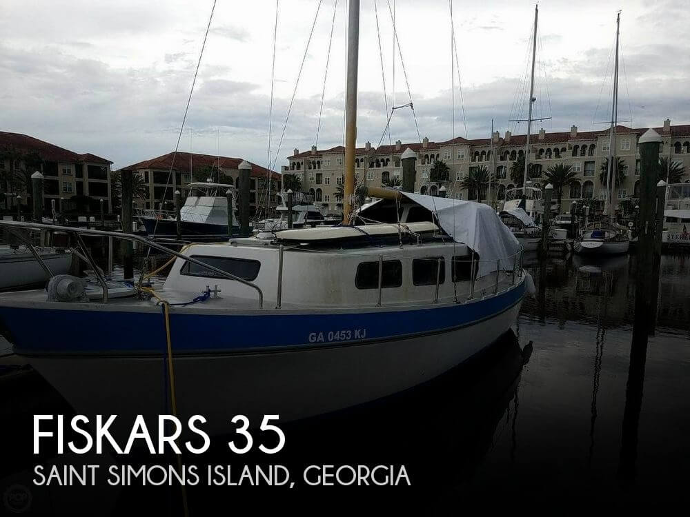 Used Sailboats For Sale in Georgia by owner | 1973 Fiskars 35