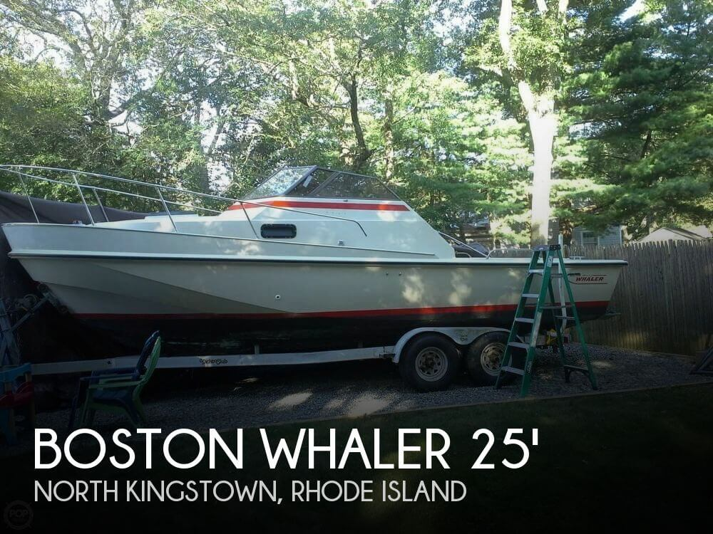 Used Boston Whaler 25 Boats For Sale by owner | 1982 Boston Whaler 25