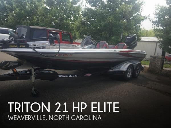Used Boats For Sale in Asheville, North Carolina by owner | 2010 Triton 21