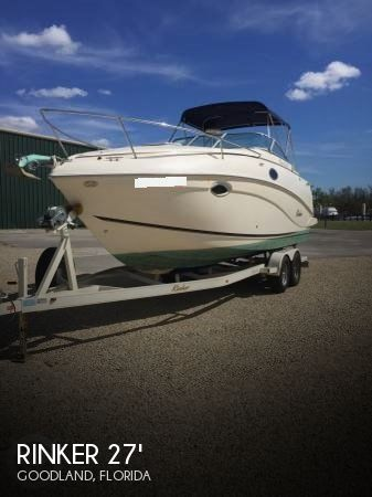 Used Rinker 27 Boats For Sale by owner | 2004 Rinker 27