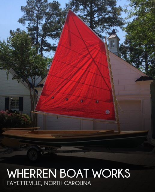 Used Sailboats For Sale in North Carolina by owner | 2017 Wherren Boat Works 16