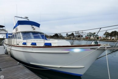 Gulfstar Trawler Yacht Mark II, 43', for sale - $55,000