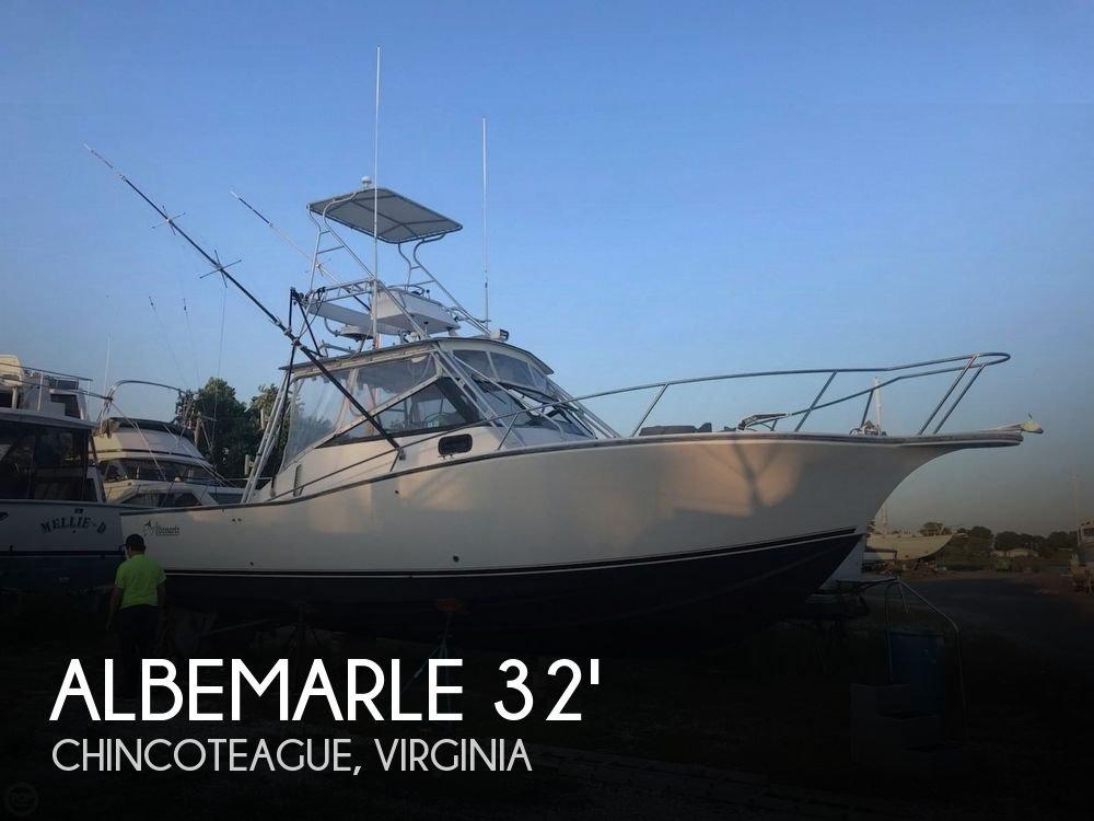 Used Albemarle Boats For Sale by owner | 1993 Albemarle 32 Express