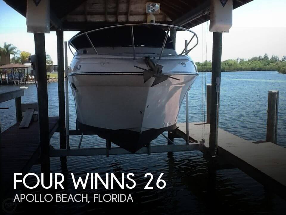 Used Four Winns 26 Boats For Sale by owner | 2001 Four Winns 26