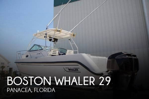 2003 Boston Whaler 29 - image 1