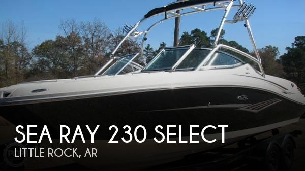 Used Boats For Sale in Little Rock, Arkansas by owner   2010 Sea Ray 23