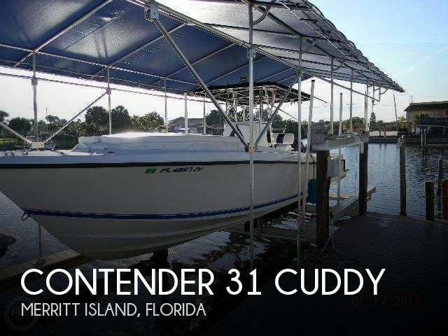 Used Contender Boats For Sale by owner | 1997 Contender 33
