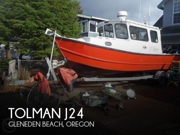 J24 For Sale >> Sold Tolman J24 Boat In Gleneden Beach Or 141652
