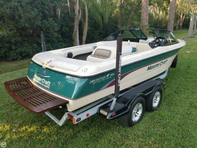 Mastercraft 205 ProStar, 20', for sale - $22,000