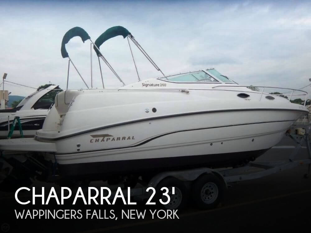 Used Chaparral Boats For Sale in New York by owner | 1998 Chaparral Signature 240