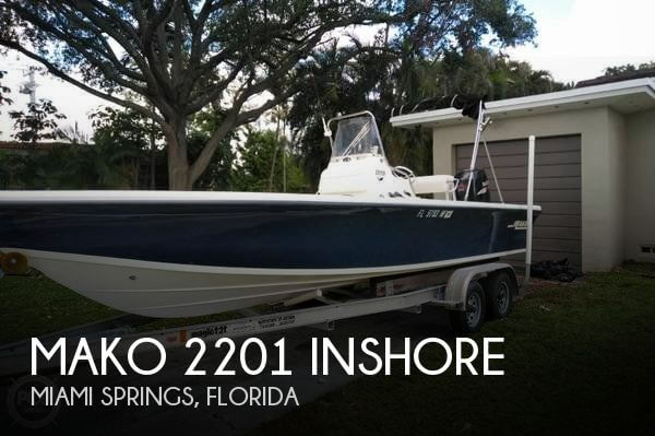 Used MAKO Boats For Sale in Florida by owner | 2007 Mako 21