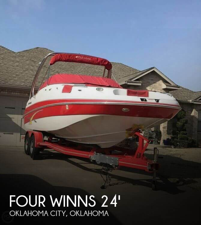 Used Four Winns 24 Boats For Sale by owner | 2007 Four Winns 24 Funship
