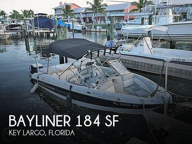 Used Bayliner Boats For Sale by owner   2011 Bayliner 18