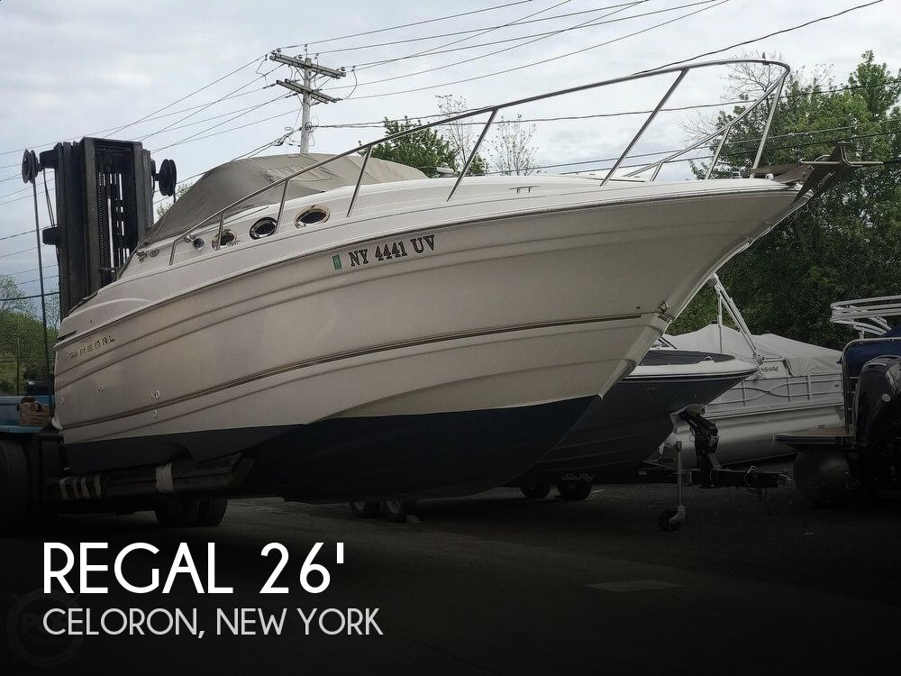 Used Regal Boats For Sale in New York by owner | 2001 Regal 28
