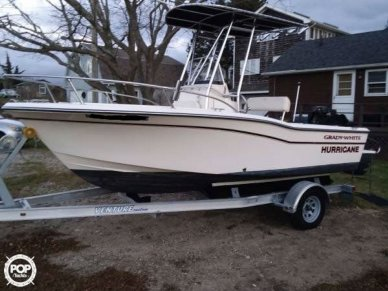 Grady-White 180 Sportsman, 18', for sale - $29,000