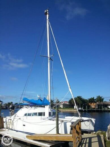 Lagoon 41, 41', for sale - $283,500