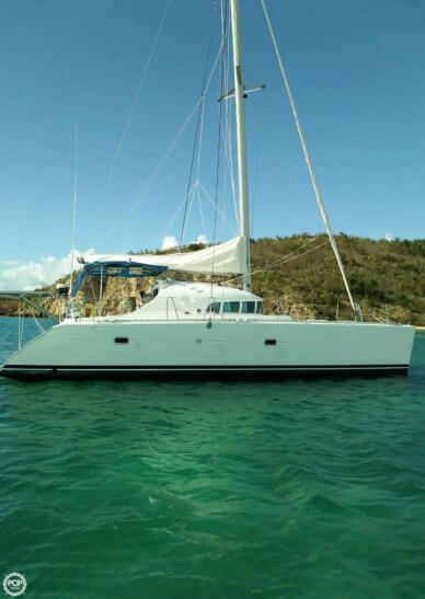 Lagoon 410 S2, 41', for sale - $244,995