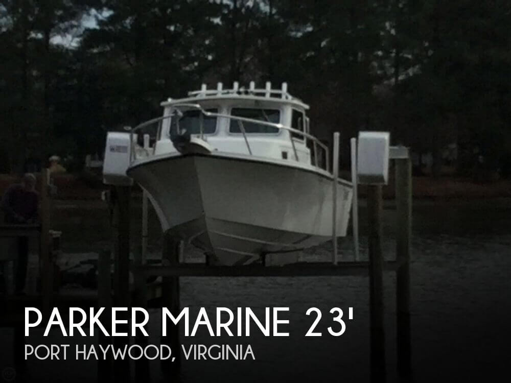 2014 Parker Marine boat for sale, model of the boat is 2320 SL SC & Image # 1 of 40