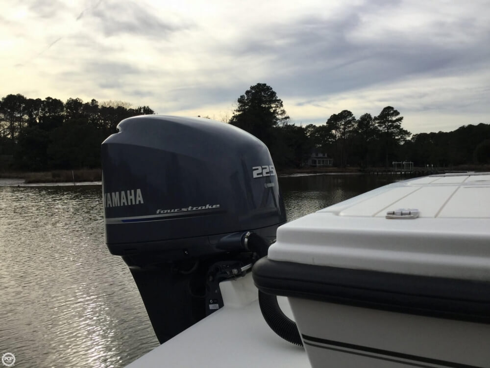 2014 Parker Marine boat for sale, model of the boat is 2320 SL SC & Image # 33 of 40