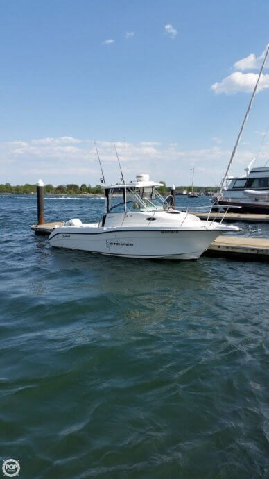 Seaswirl Striper 2601 WA, 25', for sale - $33,900