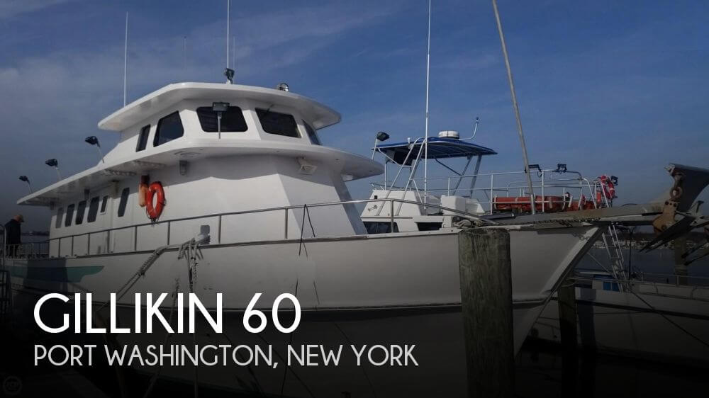 Used Gillikin Boats For Sale by owner | 1984 Gillikin 60