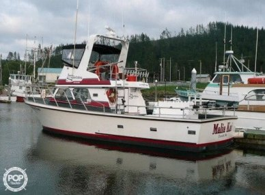 Delta 37, 37', for sale - $175,000
