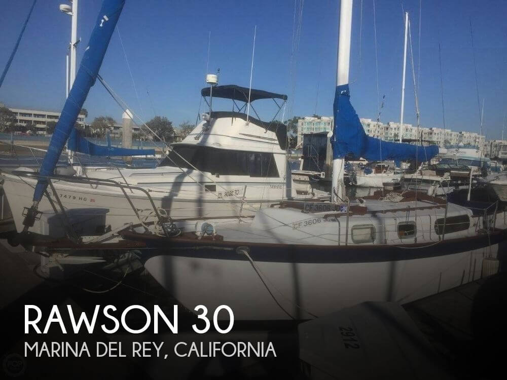 Used Rawson Boats For Sale by owner | 1960 Rawson 30