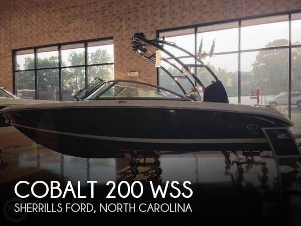 Used Ski Boats For Sale in North Carolina by owner | 2014 Cobalt 21