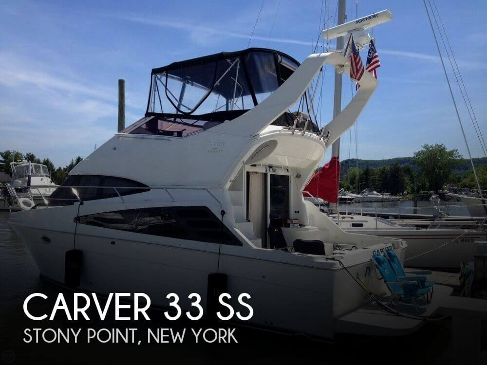 Used Carver Boats For Sale by owner | 2006 Carver 33 SS