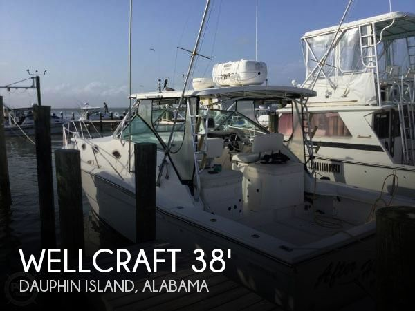 Used Wellcraft 38 Boats For Sale by owner | 1998 Wellcraft 38