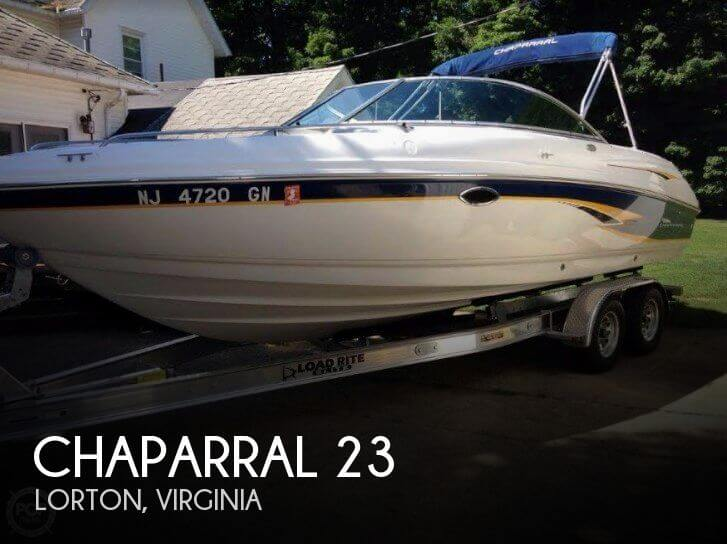Used Chaparral 23 Boats For Sale by owner | 2001 Chaparral 23