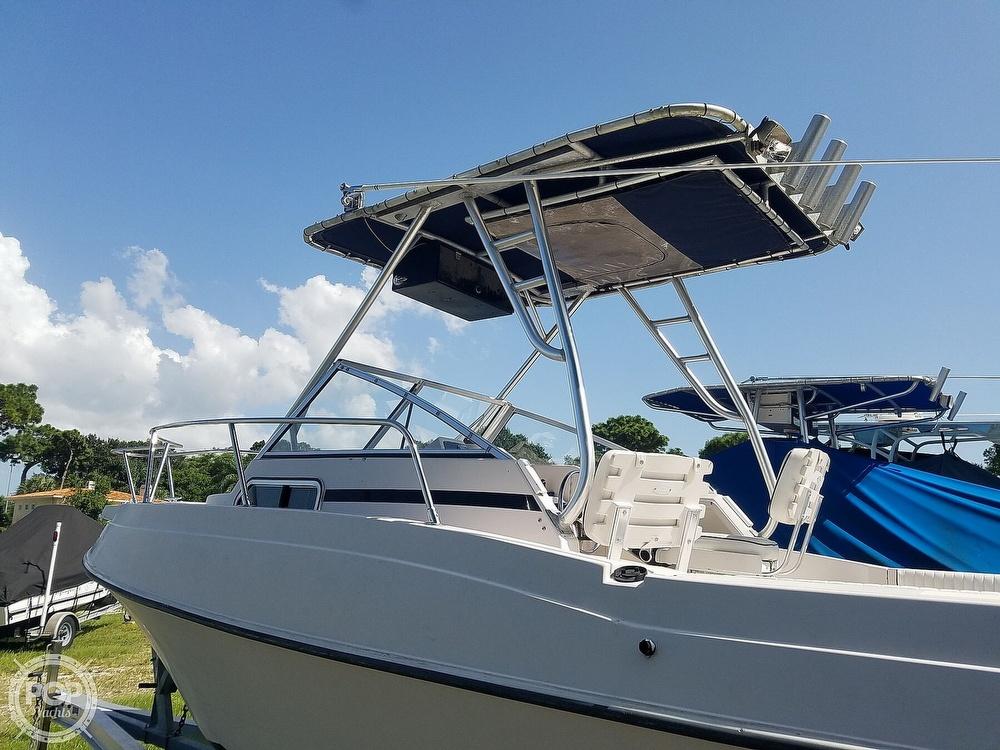 1994 Aquasport boat for sale, model of the boat is 230 Explorer & Image # 6 of 40