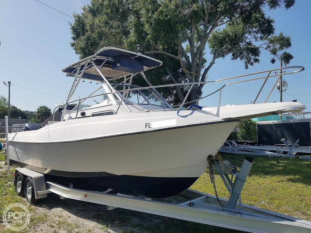 1994 Aquasport boat for sale, model of the boat is 230 Explorer & Image # 2 of 40