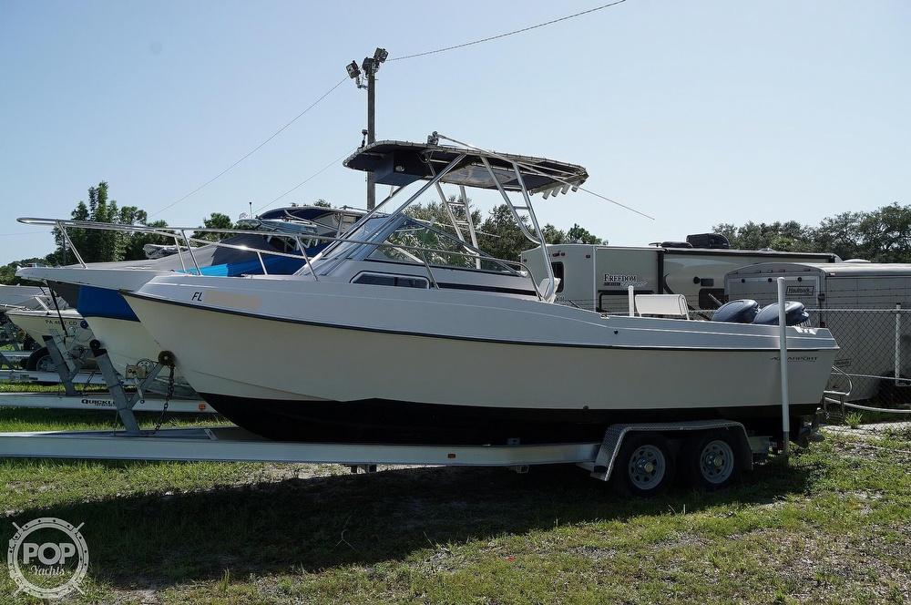 1994 Aquasport boat for sale, model of the boat is 230 Explorer & Image # 31 of 40