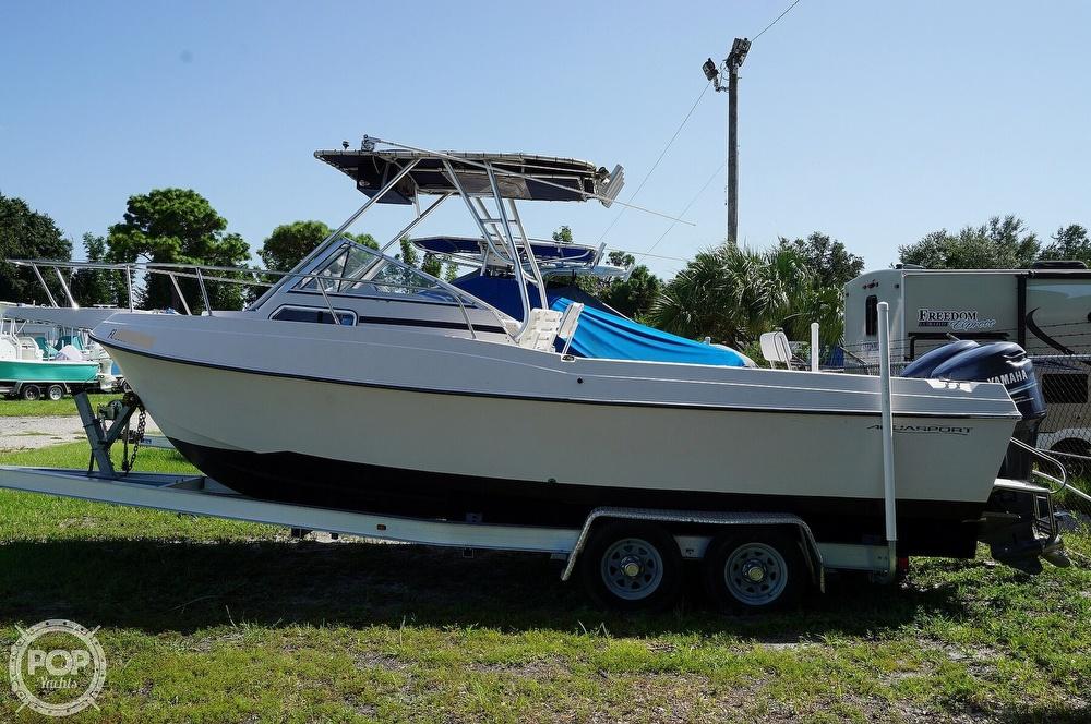 1994 Aquasport boat for sale, model of the boat is 230 Explorer & Image # 32 of 40