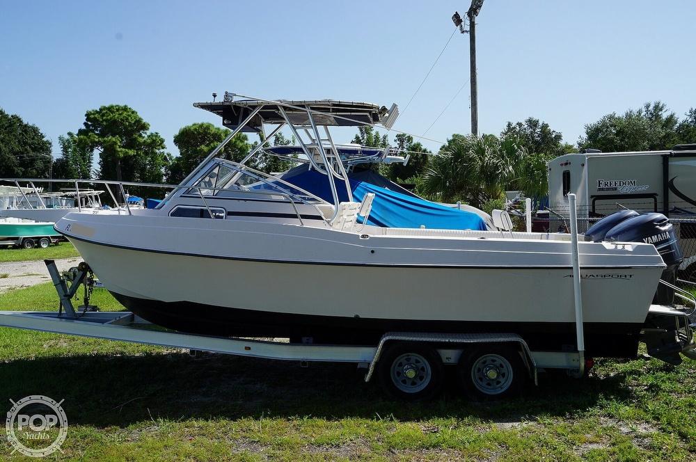 1994 Aquasport boat for sale, model of the boat is 230 Explorer & Image # 33 of 40