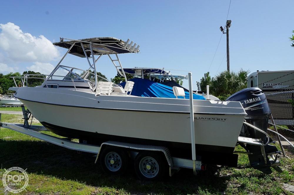 1994 Aquasport boat for sale, model of the boat is 230 Explorer & Image # 34 of 40
