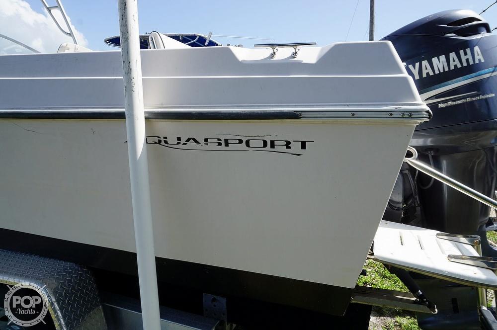 1994 Aquasport boat for sale, model of the boat is 230 Explorer & Image # 38 of 40