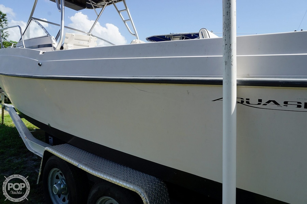 1994 Aquasport boat for sale, model of the boat is 230 Explorer & Image # 39 of 40