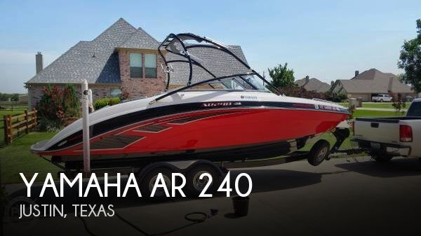 Used Yamaha Boats For Sale in Texas by owner | 2013 Yamaha 24