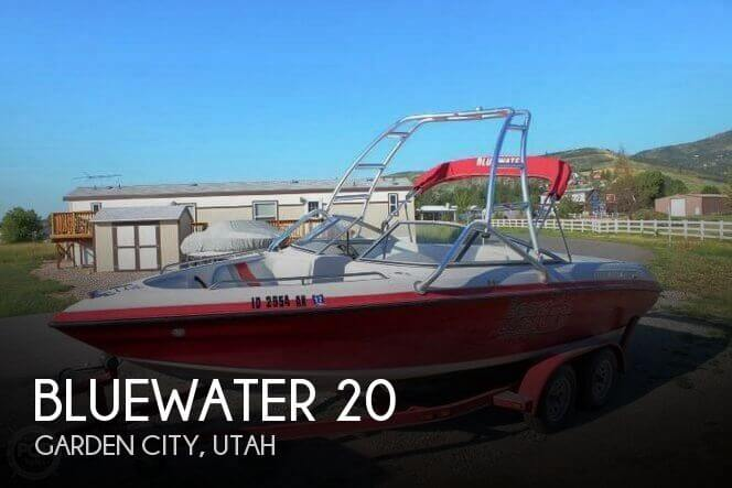 Used Bluewater Boats For Sale by owner   2008 Bluewater 20