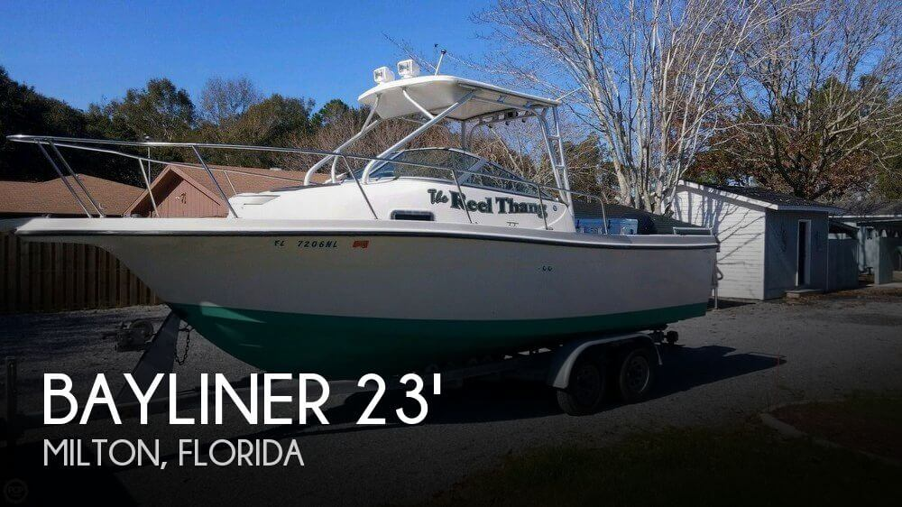 Used Bayliner 23 Boats For Sale by owner | 2001 Bayliner 2302 Trophy