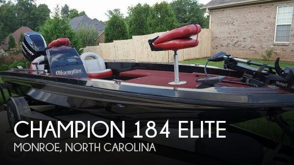 Used Champion Boats For Sale by owner | 1991 Champion 18
